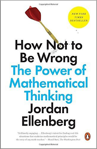 How Not to be Wrong. Джордан Элленберг (Jordan Ellenberg)